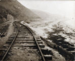 Railroad Tracks, Malibu, California